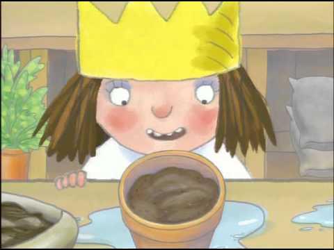 Świat Małej Księżniczki Nie lubię warzyw