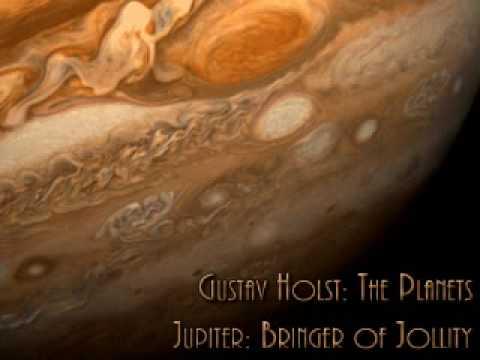 Gustav Holst The Planets Jupiter the Bringer of Jollity