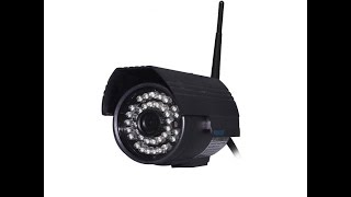 Wanscam HW0027 Wi Fi  HD camera 1280*720   Android iPhone