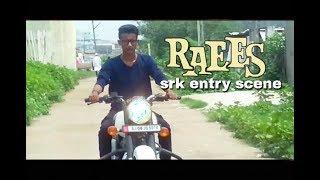 Raees movie spoof || srk entry scene || raja kbc