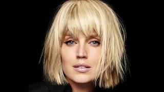 Parisian chic hair style: the bob: The hottest hairstyle for women over 40.