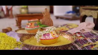 Best Telugu Cinematic Wedding Trailer of Karthik + Amulya By Frames by AD