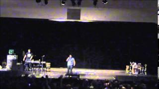 Alexandra Medina Vega Sings Hold On by Pierce the Veil spring 2015