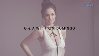 3 things Kim Domingo can't live without