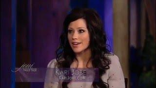Kari Jobe's Testimony! - Testemunho da Kari Jobe!  (Legendado)