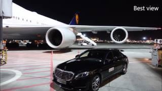 Lufthansa 747-8 First Class and First Class Terminal Experience
