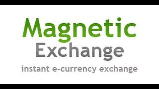 اثبات الدفع Magneticexchange 2016