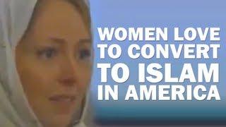 CNN Reports Women Converting to Islam in America