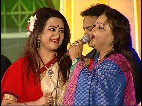 First time in history Sabina Yesmin and Bobita duet Performance