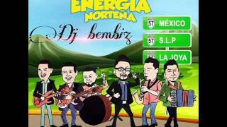 La Loca - La Energia Norteña 2014 ( Cruzando Territorio )
