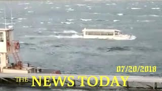 Duck Boat Design Flagged Years Ago After Fatal Accident In Arkansas | News Today | 07/20/2018 |...