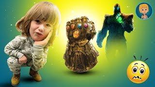 HULK VS Iron Man and Captian America in Avengers Frustation Game - PRANKS FOR KIDS