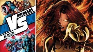 REVIEW: Avengers VS X-Men!