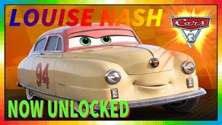 Cars 3 Driven to Win - gameplay - Louise Nash