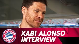 Xabi Alonso on Heynckes, FC Bayern and life after his playing career
