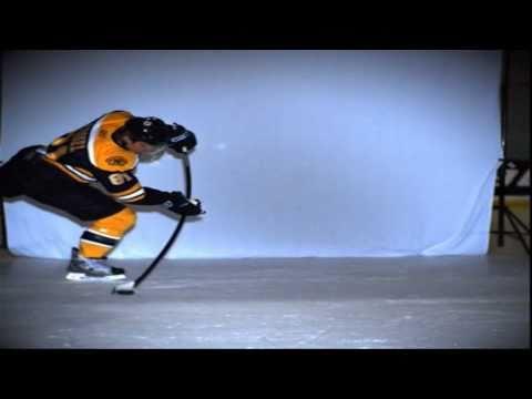 Hockey Shots in Slow Motion