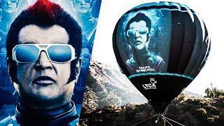 EXCLUSIVE: 2.0 flies high in HOLLYWOOD!   Rajini   Shankar   Akshay   TN 190