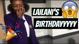 Surprise gift for Lailani?!