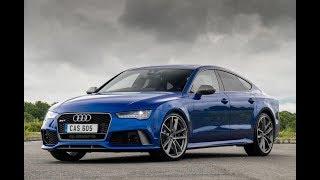 Audi RS7 VS Bmw M4,M5,M6