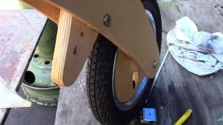 Kids Balance Bicycle - Wooden Skuut - Bike Check - BikemanforU
