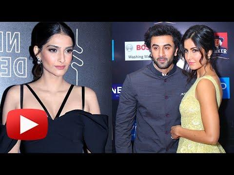 Xxx Mp4 Sonam Kapoor INSULTS Ranbir Kapoor And Katrina Kaif REACTS On Katrina S Fashion 3gp Sex
