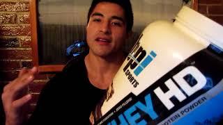 Whey HD BPI Sports En Español 38g (Whey Protein - Review) Suplementos GYM