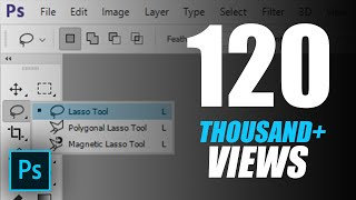 How to use Lasso Tool in Photoshop - Chapter - 1, Part - 2 (Hindi)