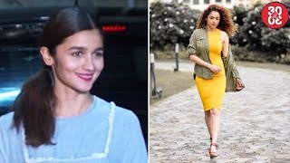 Alia Bhatt Takes A Break From Social Media | Ankita Sweats It Out At The Gym