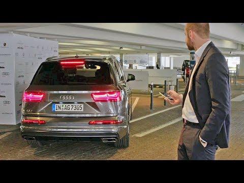 AUDI Q7 2018 Automated Parking