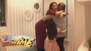 It's Showtime ToMiho: Miho visits her new home