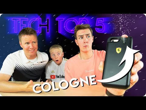 World's Top 5 Weirdest iPhone Cases ft. What's Inside