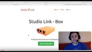 Ultraschall 26 - StudioLink in Ultraschall 2.2