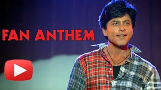 Fan Anthem | Jabra Fan Song | Shah Rukh Khan | Official Video Song OUT