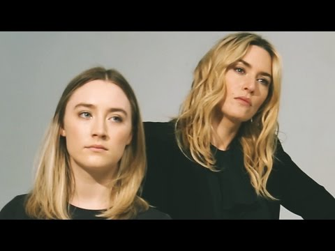 Actors on Actors Kate Winslet and Saoirse Ronan – Full Video