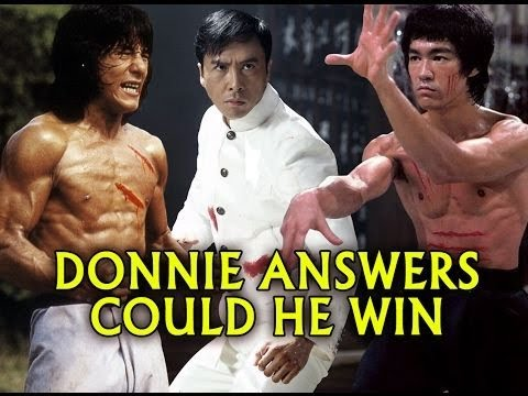 Xxx Mp4 Donnie Yen Asked Could He Beat Jackie Chan Or Bruce Lee In Fight 3gp Sex