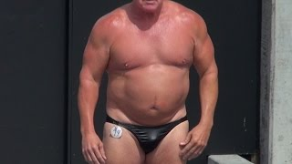 President Donald Trump Kills It At A Bodybuilding Contest Before Winning Election