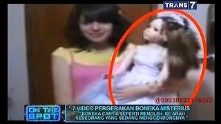 On The Spot - 7 Video Pergerakan Boneka Misterius