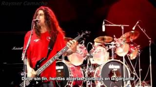 Slayer - World Painted Blood [Live The Big Four: Sofia, Bulgaria 2010 HD] (Subtítulos Español)