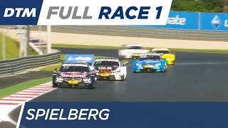 DTM Spielberg 2016 - Full Race 1 - Re-Live (English)