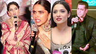 Bollywood Celebs Latest Reaction On Kangana Ranaut
