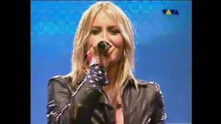 Sarah Connor   Bounce   live Comet 16 08 2003
