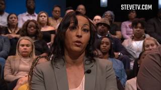 Steve Harvey Confronts Man In Audience Who Is Unfaithful To His Girlfriend
