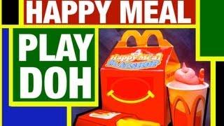 Play Doh McDonald