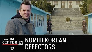 Jim Sits Down with North Korean Defectors - The Jim Jefferies Show