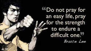 Bruce Lee - The Legend Quotes