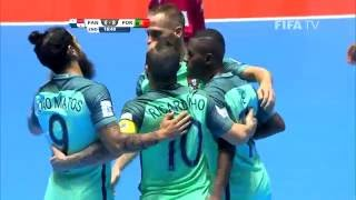 Match 14: Panama v Portugal - FIFA Futsal World Cup 2016