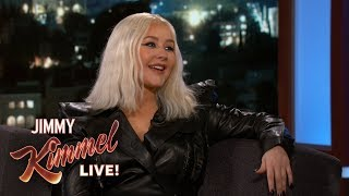 Christina Aguilera Would Do a Song with Britney Spears
