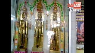 #भगवान #महावीर #स्वामी की जयंती पर गाजे बाजे के साथ निकली शोभायात्रा