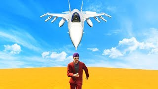 RUN OR GET HIT! (GTA 5 Funny Moments)
