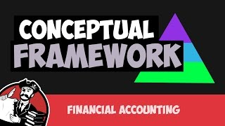 Financial Accounting Conceptual Framework (Financial Accounting Tutorial #12)